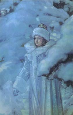 Anatolij Klimenko - Pani Zima