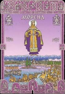 goddess-morana