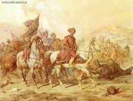 Juliusz Kossak Lisowczycy