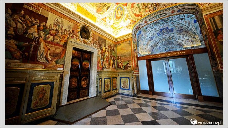 Watykan-biblioteka