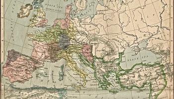 AD 486 Slavic People