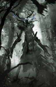 Ancient Leshen Leszy Borowił