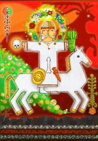 Bóg Jaryło-Jaruna