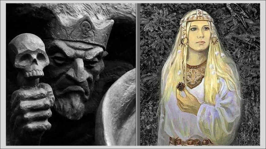 Kościej i Korzenia