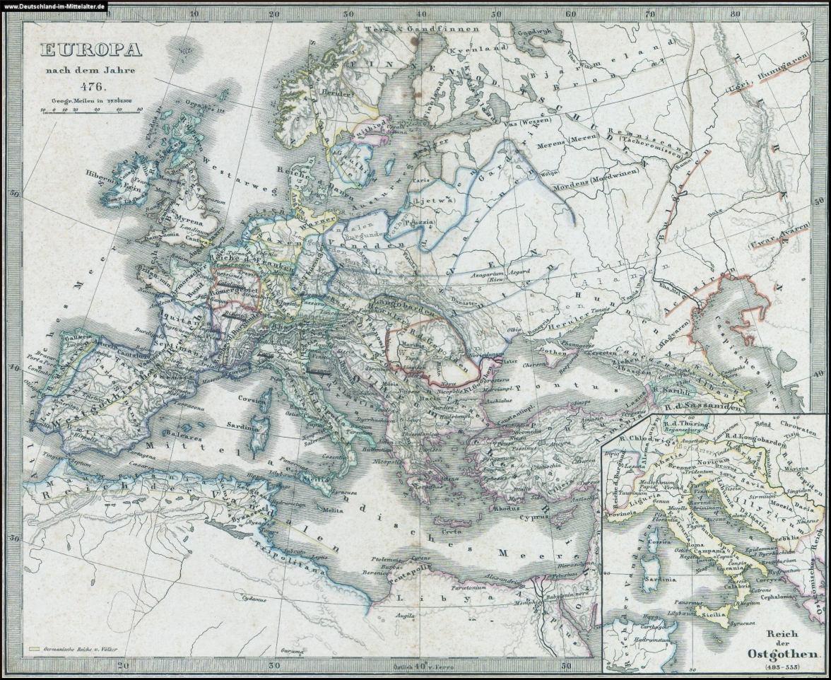 Magna Germania kontra Wielka Lechia