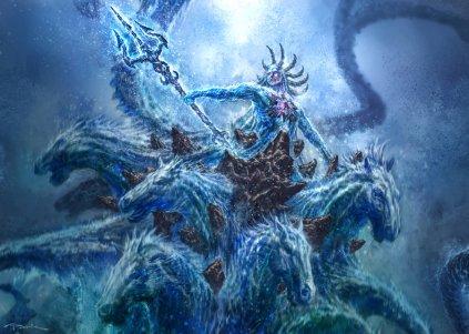Autrimpus Poseidon Wodo Bełt Wełm