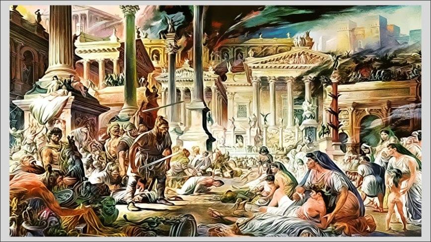 Roma inwazja na Rzym