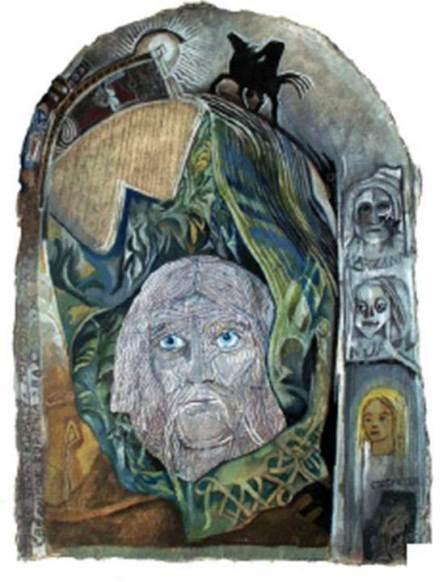Bóg Kupała-Dziwień
