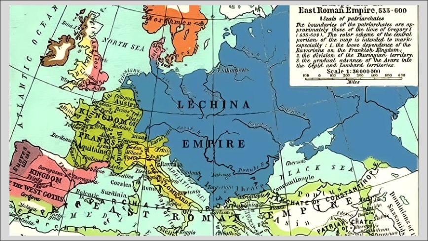 Imperium Lechickie przed chrztem