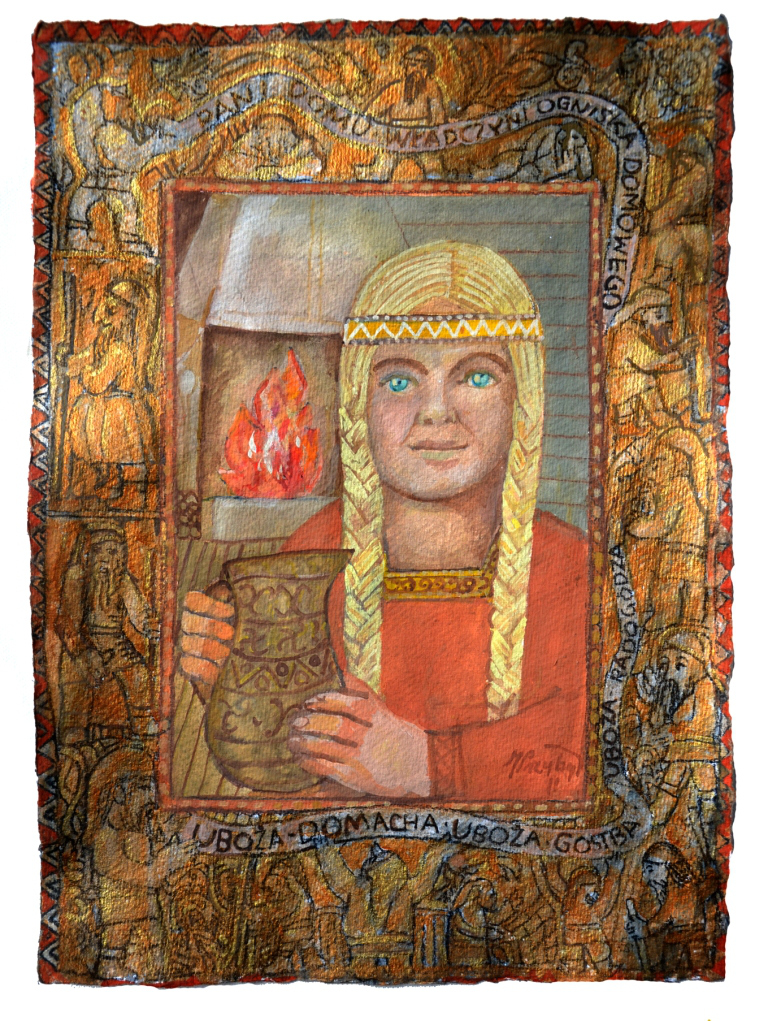 Bogini Uboża-Domacha