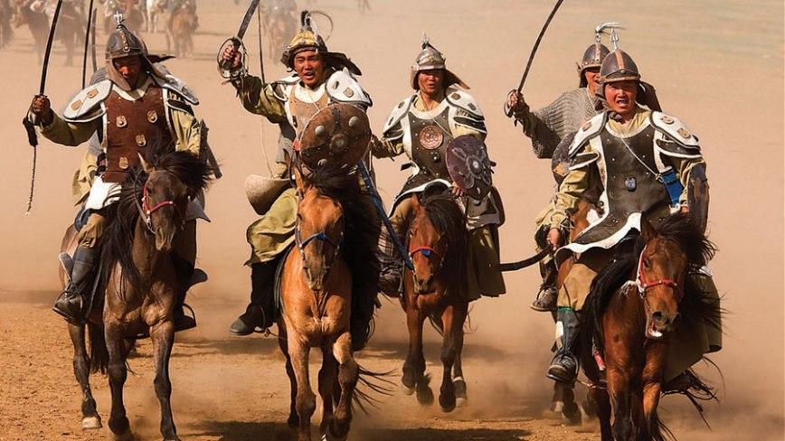 Mongols-Chazar