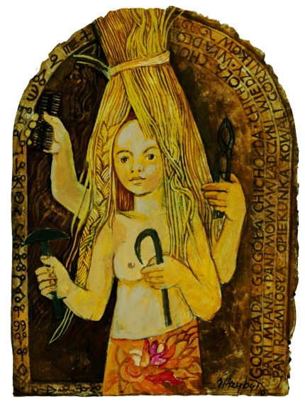 Bogini Gogołada