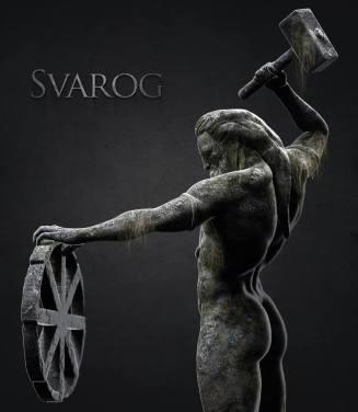 Sawrog-Svarog-Swaróg Boski Kowal