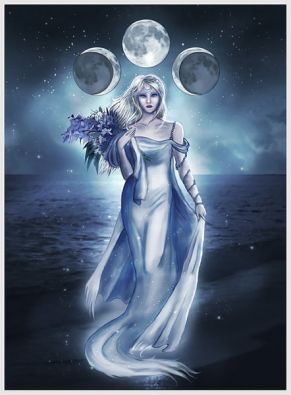 the-moon-goddess