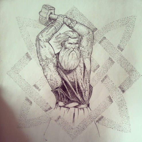 Bóg Swaróg Swarog Svarog