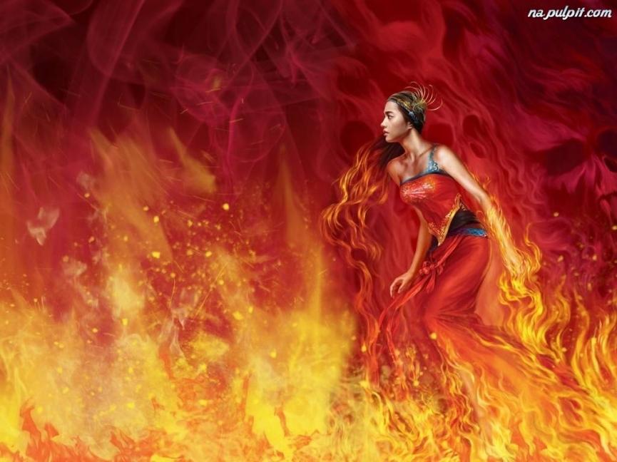 Watra Atara Otar Atla – Pani Ognia Podziemnego i Ziemskiego