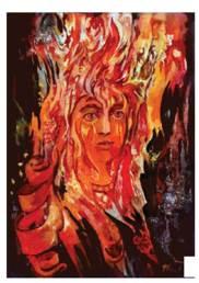 Bogini Watra-Skrza