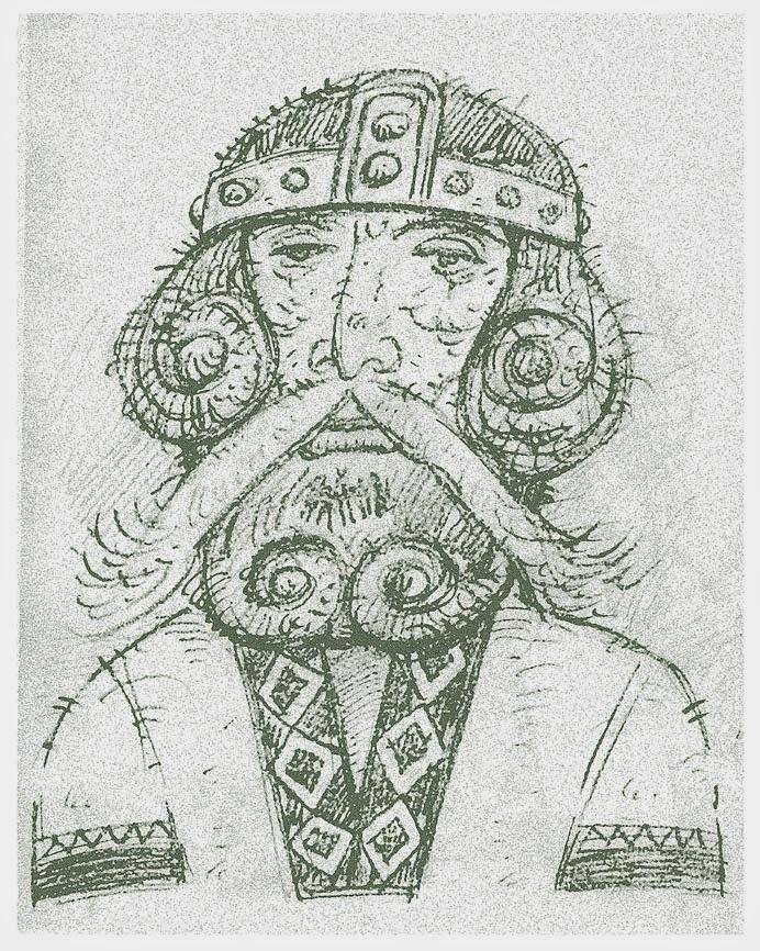 Derwan – książę plemienia Surbiów