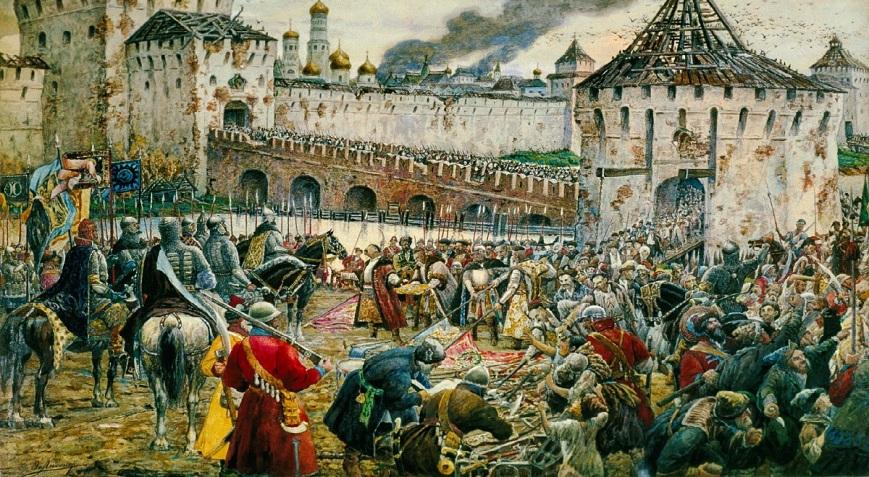 Gniezno w 1000 Otton III