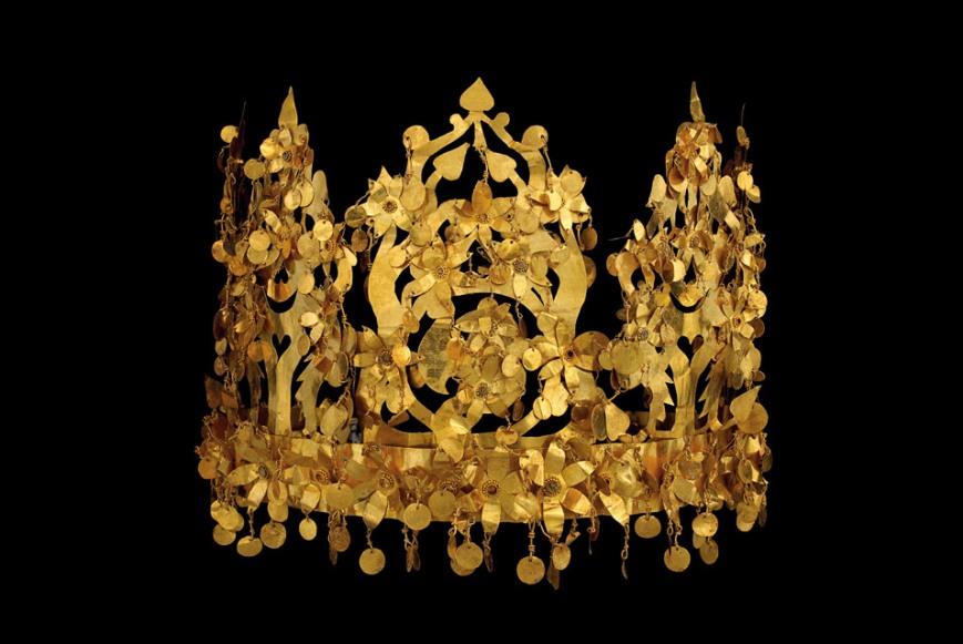 Crown-Tillya-Tepe