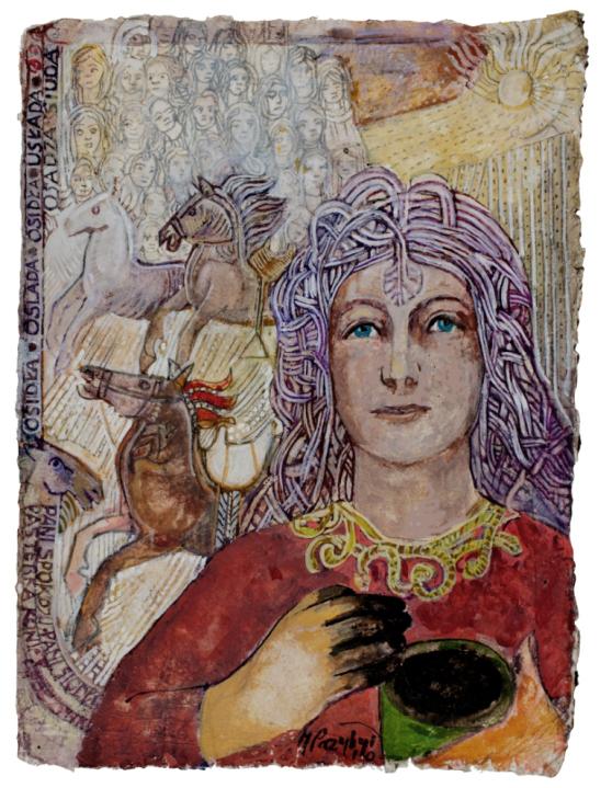 Bogini Osidła