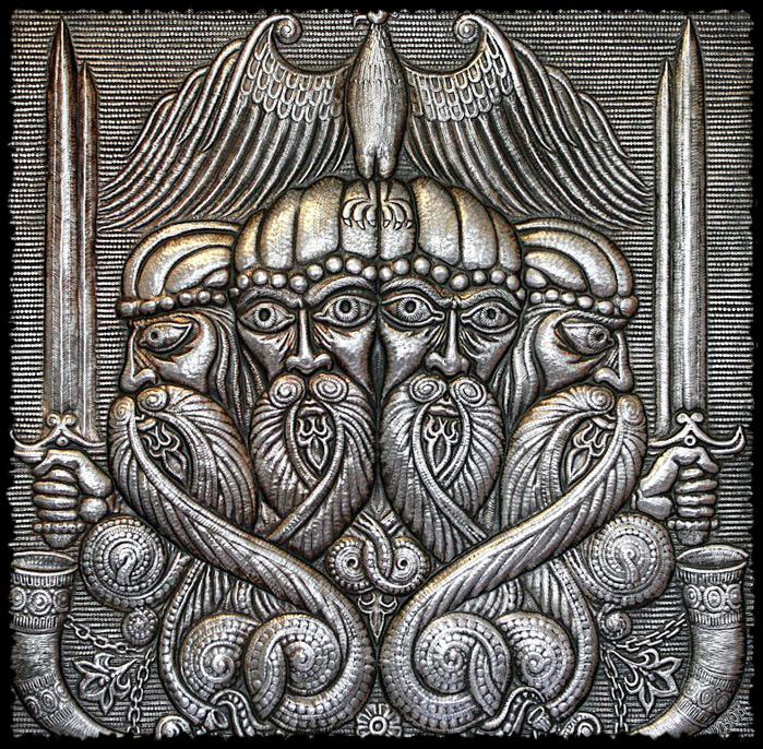 Svantevid Światłowid Świętowid