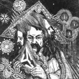 Bóg Trzygłów Czarnogłów