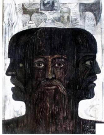 Czarnogłów Czarnobóg