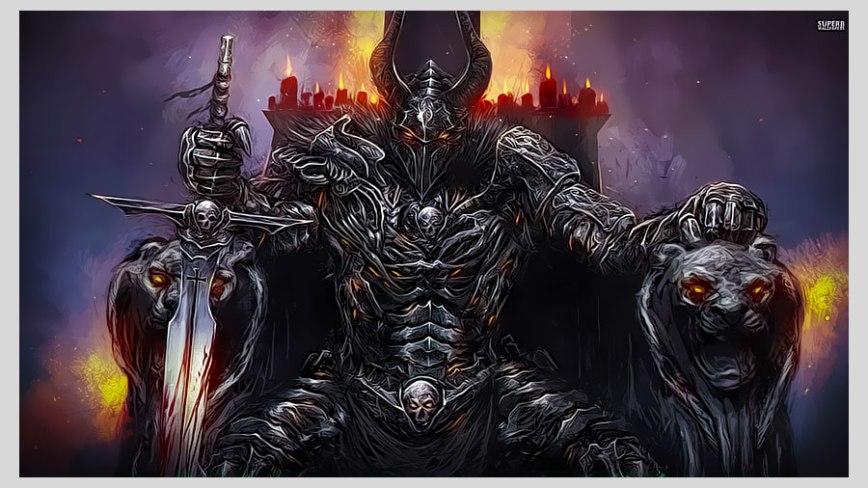 Demony Zdusze Słowianie