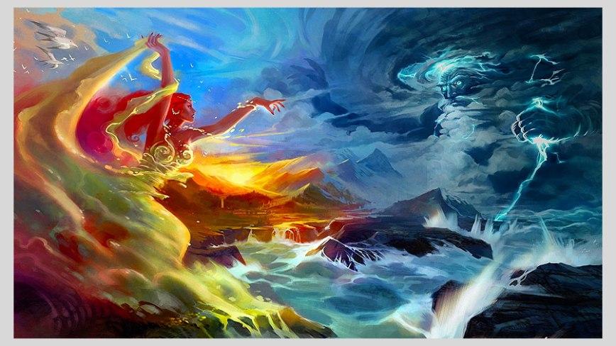 20-26 marca: Wielka Bitwa Niebieska – Światła i Ciemności, Dziady Wiosenne