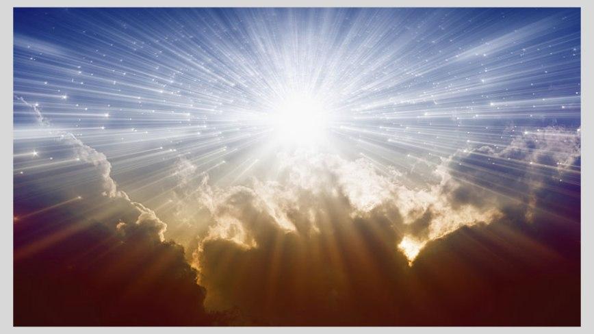 Bóg Słońca God of Sun