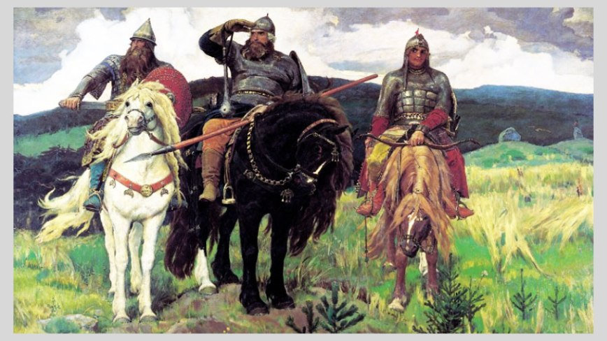 Lech-Czech-Rus