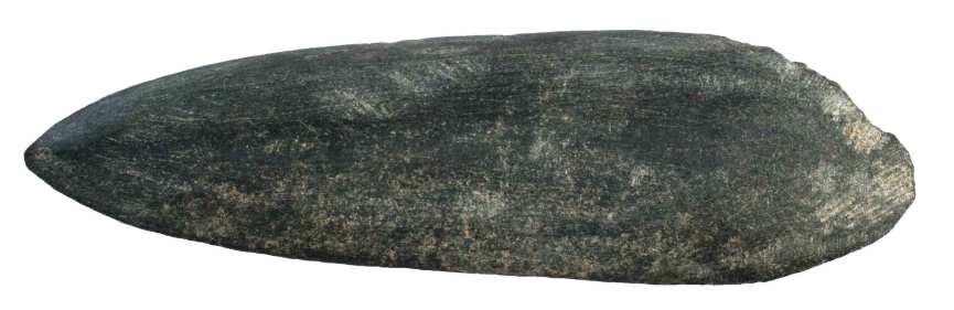 Kamienne ostrze sztyletu – symbol prestiżu i pozycji społecznej prehistorycznych przybyszów