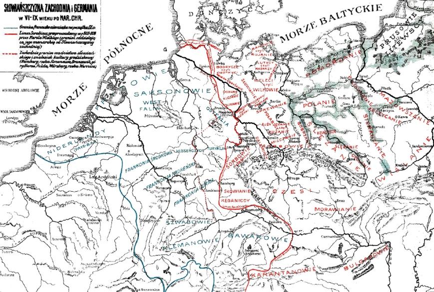 Carolus_Magnus_(742-814) Limes_Sorabicus