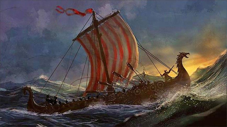 Vikings-Wikingowie-Slavs