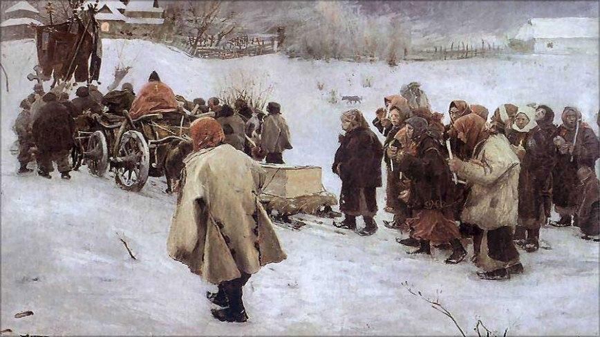 Tryzna-Pogrzeb