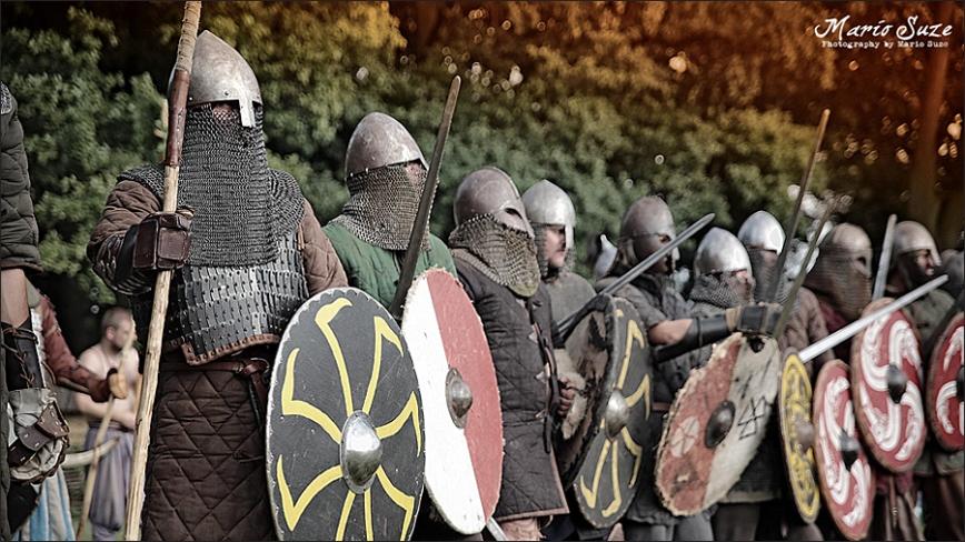 Slavs-warrior