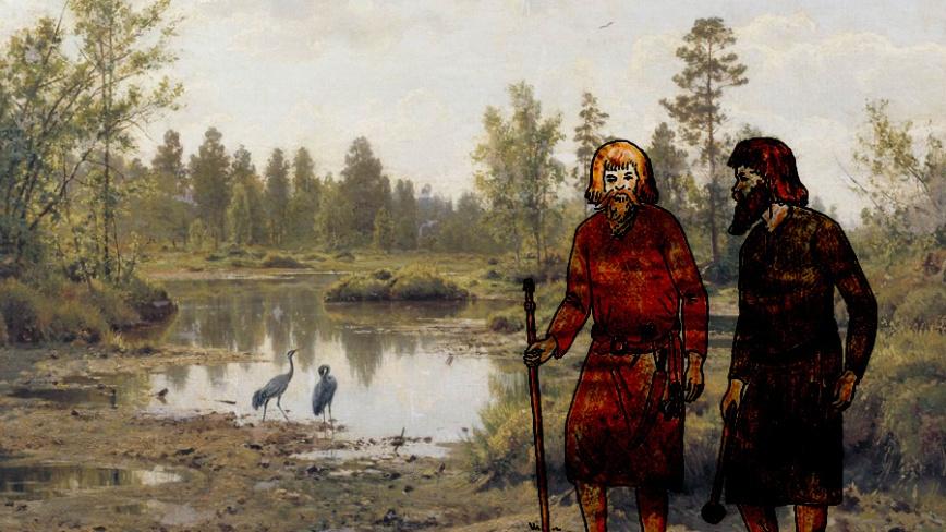 Slavs-Slavic