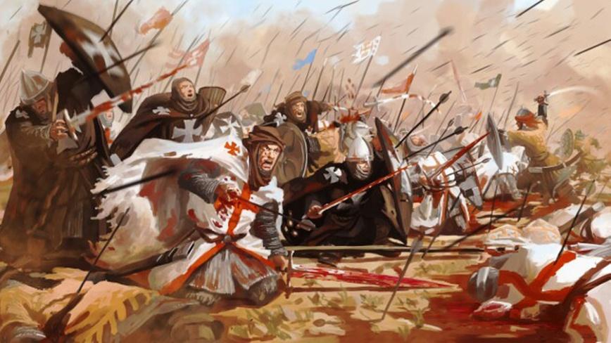 Krzyżacy-Słowianie