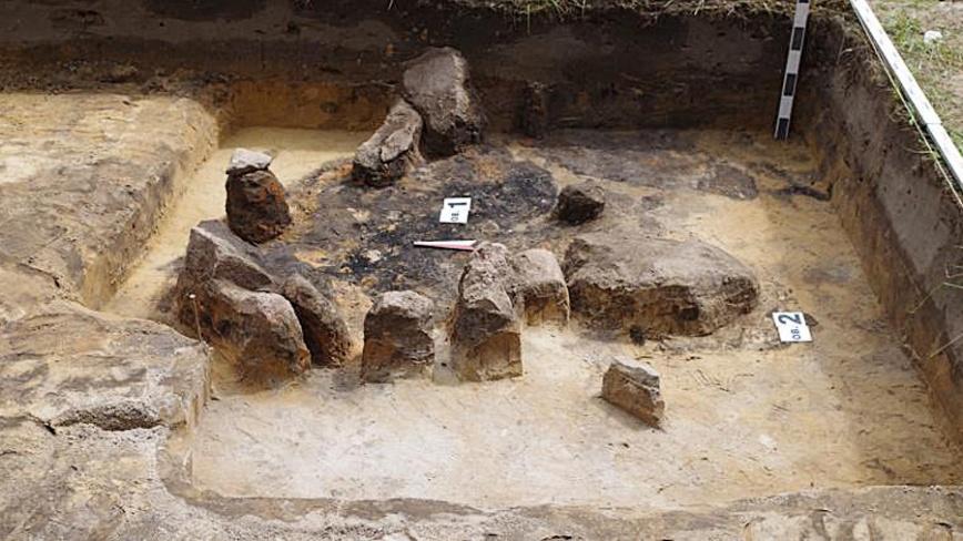 Wykopaliska w Sacharewie